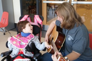 Music Therapy lesson
