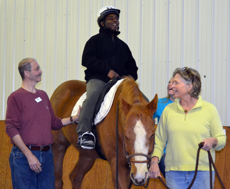 Therapeutic Recreation Maryland School For The Blind