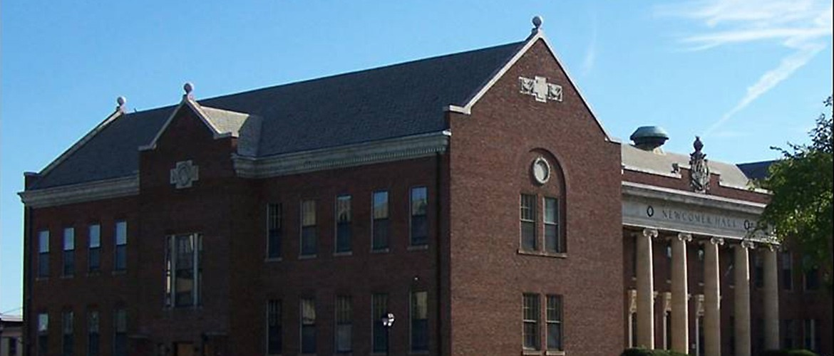 Maryland School for the Blind Newcomer Hall