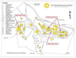 MSB Campus Map