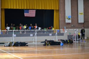 MSB Goalball Action