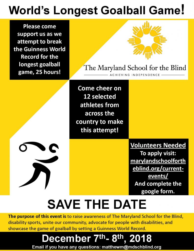 GWR Save the Date Flyer